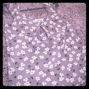 NWOT Cute sleeveless top